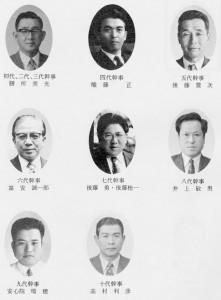 歴代会長幹事2